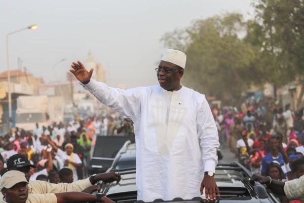 Le Chef de l'Etat évoque la possibilité d'un bac sur le fleuve Sénégal à Podor