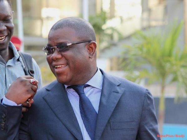 CREI: 3e année de prorogation du dossier d'Abdoulaye Baldé