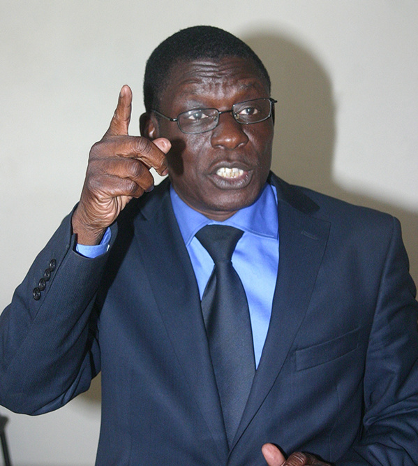 "Farba Senghor: ""La lettre de Wade brandie par Oumar Sarr, c'est du faux"""