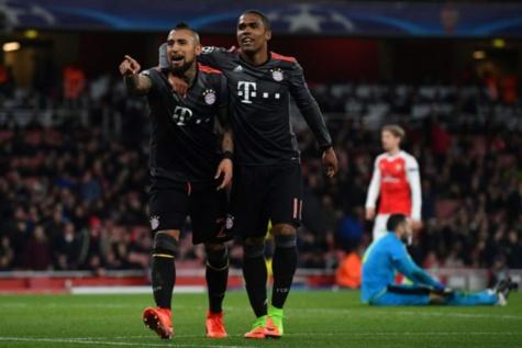 Ligue des champions : le Bayern Munich détruit à nouveau Arsenal (5-1)