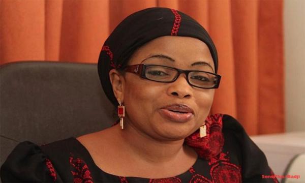 Aminata Diallo, Chef de Cabinet du Maire de Dakar,  la ''dioufiste''