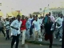 Manifestations contre la crise et le choléra durement réprimées