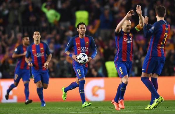 La REMONTADA: avec cette victoire, le Barça réalise ce qu'aucune autre équipe n'a réussie à faire, à savoir se qualifier après une défaite 4-0 à l'aller.