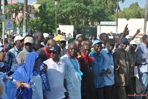 Arrestation du maire de Dakar: Le Fpdr soutient Khalifa Sall et appelle à l'union