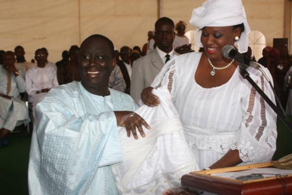 Célébration de la journée du 8 mars: Aliou Sall  gâte les femmes de Guédiawaye