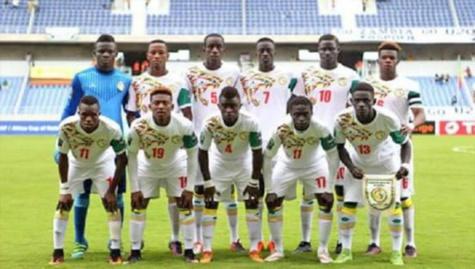 Football-Les juniors sénégalais en finale de la CAN U20
