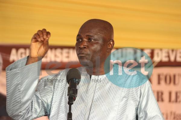 Harouna Dia, le discret ami de macky Sall et aussi grand frère de Daouda Dia, le premier questeur de l'Assemblée nationale du Sénégal.