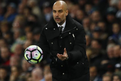 Pep Guardiola (entraîneur de Manchester City) : «Si je n'ai pas de titre...»