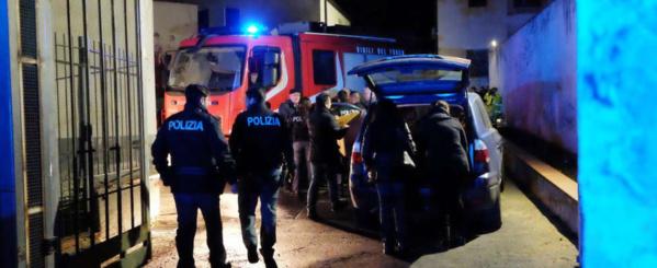 Italie : un homme de 45 ans brûlé vif en pleine rue durant la nuit en Sicile (vidéo)