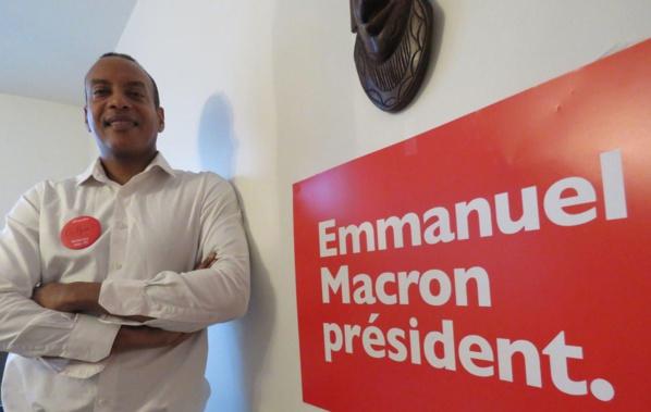 Alexandre Aidara, l'énarque sénégalais qui tracte pour Emmanuel Macron
