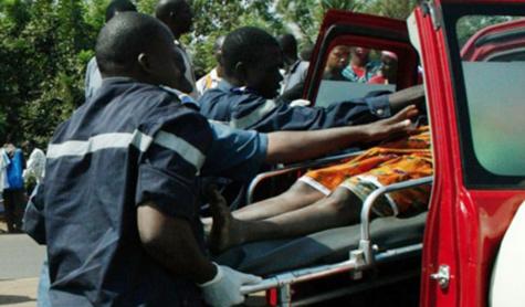 Effroyable accident de la route à Bignona: Un véhicule fonce dans une maison et tue une femme et son bébé