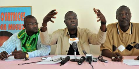 Legislatives 2017: Khalifa Sall  proposé calife de l'opposition pour la bataille de Dakar