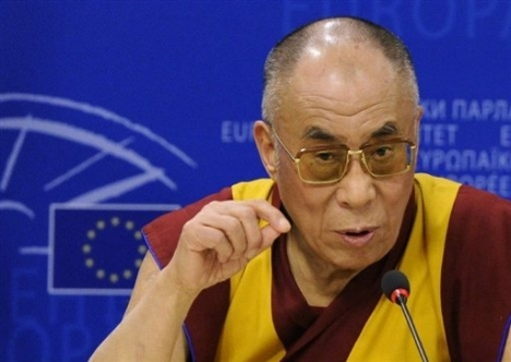 Nicolas Sarkozy doit rencontrer le dalaï-lama en Pologne