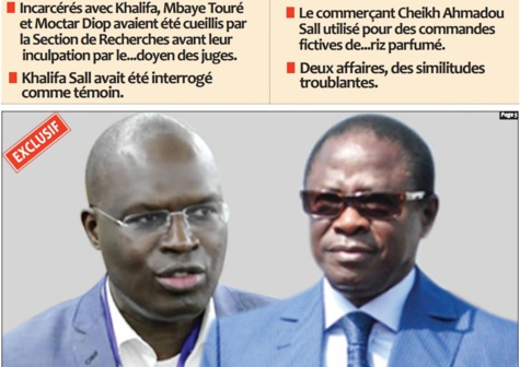 Magouille à partir à la caisse de la mairie de Dakar: l'autre scandale éventé par la section de Recherches en 2012