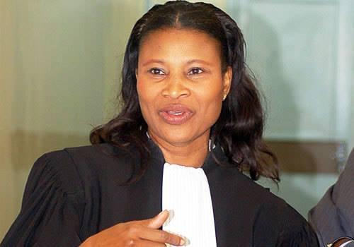 L'avocate Aïssata Tall Sall, un  des conseils de Khalifa Sall