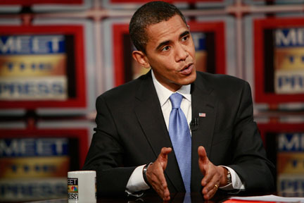 Barack Obama présente sa ligne diplomatique