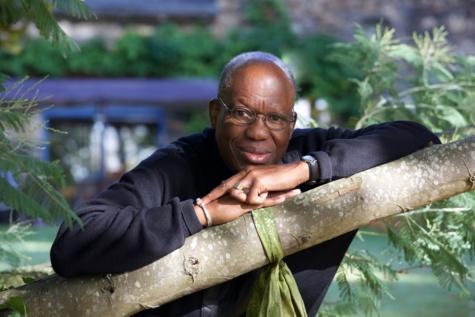 Le poète Amadou Lamine Sall.  © Hervé Morzadec