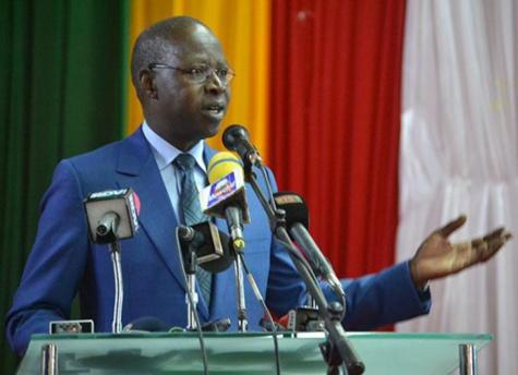 ATELIER PUDC: L'hommage appuyé du PM Dionne à Harouna Dia