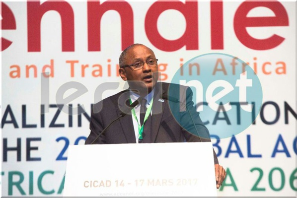 PHOTOS-ADEA 2017:Triennale de l'Education et de la Formation en Afrique