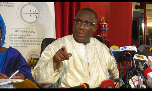 """Les """"forces vives du Coud"""" en ordre de bataille contre l'inculpation du directeur du COUD, Cheikh Oumar Hann"""