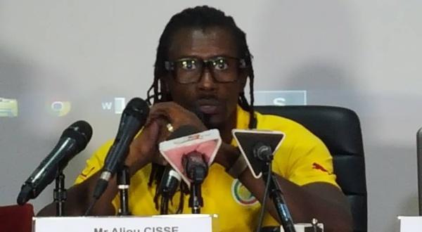 Aliou Cissé sur la retraite de Momo  Diamé « c'est un joueur qui a énormément servi la nation »