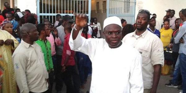 Palais de justice de Dakar: Khalifa Sall entendu  par le doyen des  juges d'instruction