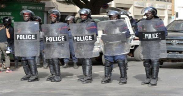 Communiqué de la Police: Interpellation de deux bandes de malfaiteurs
