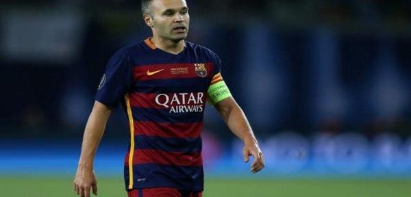 FC Barcelone: le successeur d'Iniesta est tout trouvé !