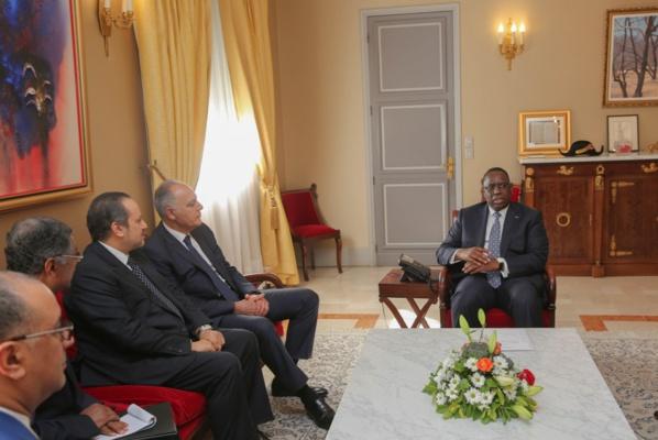 Adhésion du Maroc à la Cedeao: Macky Sall reçoit un émissaire de Mohammed VI