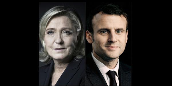 Présidentielle française sondage : Macron et Le Pen devance les autres candidats