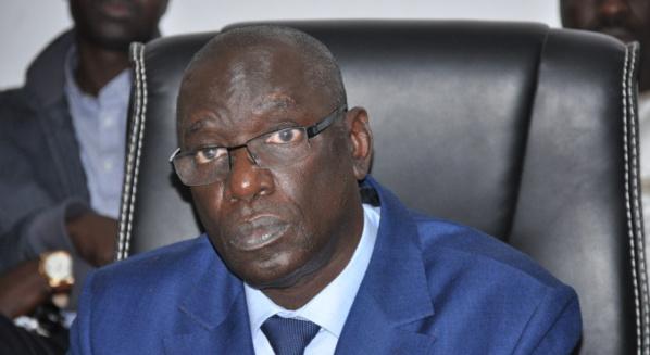 Saint-Louis: Pikine réclame au ministre Diène Farba Sarr le démarrage de la 2e phase des travaux de restructuration