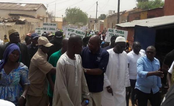 Tamba: : Les jeunes du 'PS des valeurs' de Koumpentoum lancent «Niaani bagne na» pour la libération de Khalifa Sall