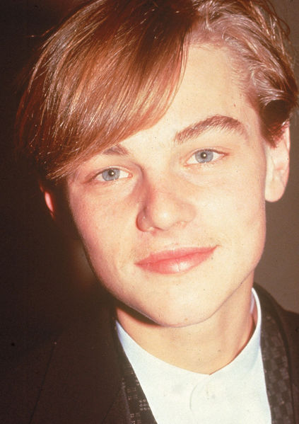 Leonardo DiCaprio, ses photos quand il était enfant star