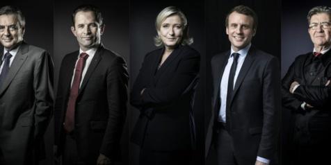 Liste des 11 candidats à l'élection présidentielle française