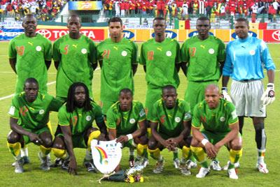 Football : Le Sénégal sur la piste Santini