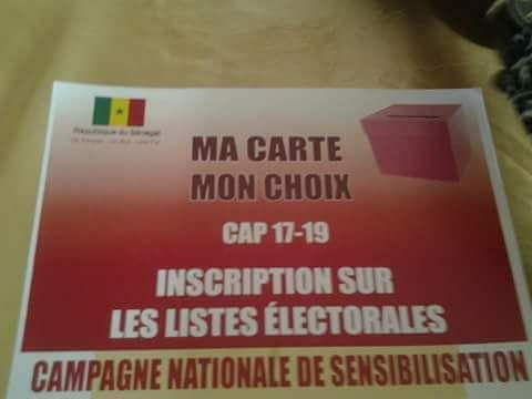 Inscriptions sur les listes électorales: des machines redéployées vers d'autres circonscriptions (officiel)