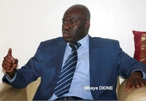 Manœuvres politiques: Abdou Ndiaye invite Mbaye Dionne à clarifier ses relations avec Gakou