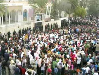 Prison pour les meneurs du mouvement social de Gafsa