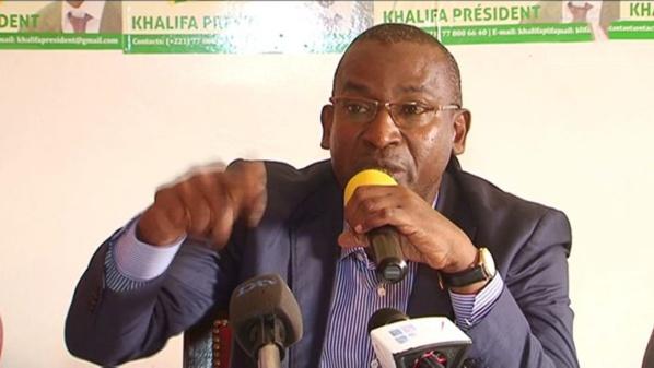 """Khalifa Sall et Cie devant la Commission de discipline du Ps: Une décision """"honteuse, indigne et immorale""""  (Idrissa Diallo)"""