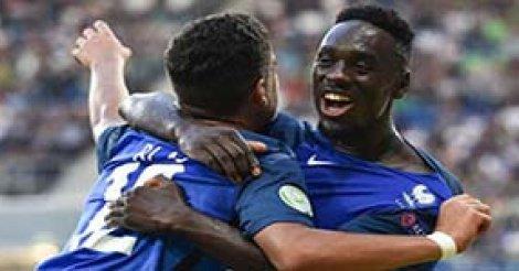 Les Bleuets dominent le Sénégal