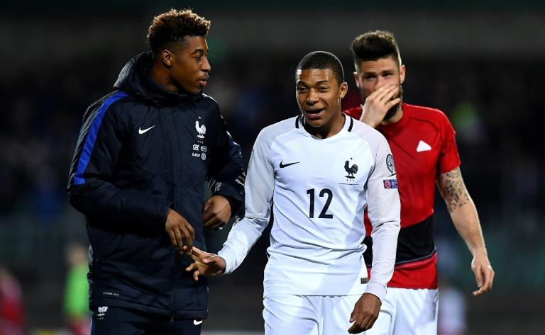 Mondial-2018: la France gère, la Belgique à la peine, les Pays-Bas en mauvaise posture