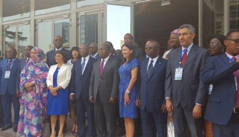 Les maires francophones