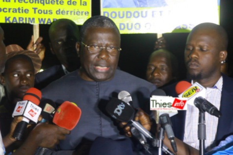 """Babacar Gaye, porte-parole du Pds: """"Nous avons des stratégies pour faire partir Macky Sall"""""""