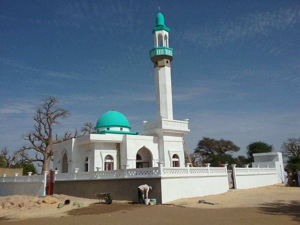 Photos-Inauguration de la grande Mosquée de Toucar