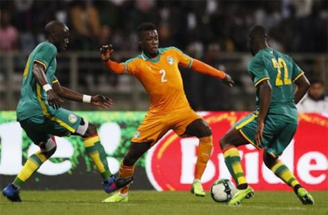 Sénégal vs Cote d'Ivoire
