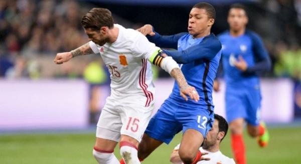 Amical : Contre l'Espagne,la  France a terminé sur une fausse note