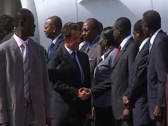 La France examine ses rapports avec l'Afrique
