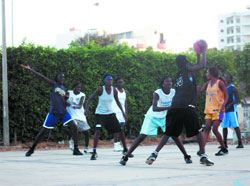 DECOUVERTE - Asc Ville de Dakar (D1, basket) : Des bleues pour le maintien