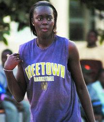 PROFIL - Fatou Kiné Kane, joueuse de l'Ascvd : Un pivot de générosité