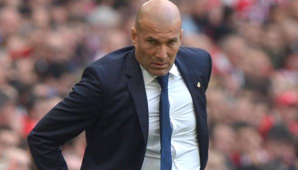 Zidane tient déjà le successeur de James